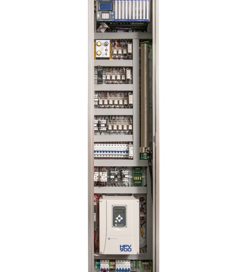 MRL Elevator Controller HPV900 S2